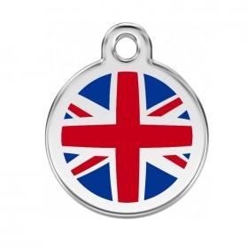 Psí známka Red Dingo - Velká Británie