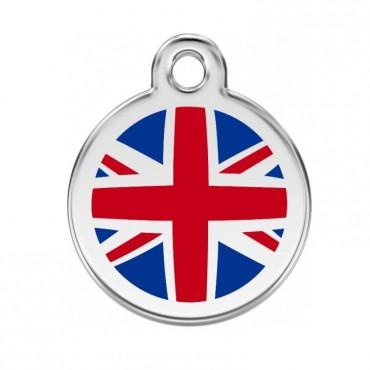 Malá známka pro psa Red Dingo - Velká Británie