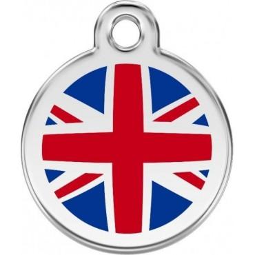 Velká známka pro psa Red Dingo - Velká Británie